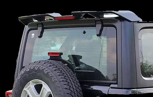 Hunt Auto Parts JK REAR ROOF SPOILER